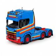 Tekno Scania R Next Generation Highline Old Skool 6x2 Tag
